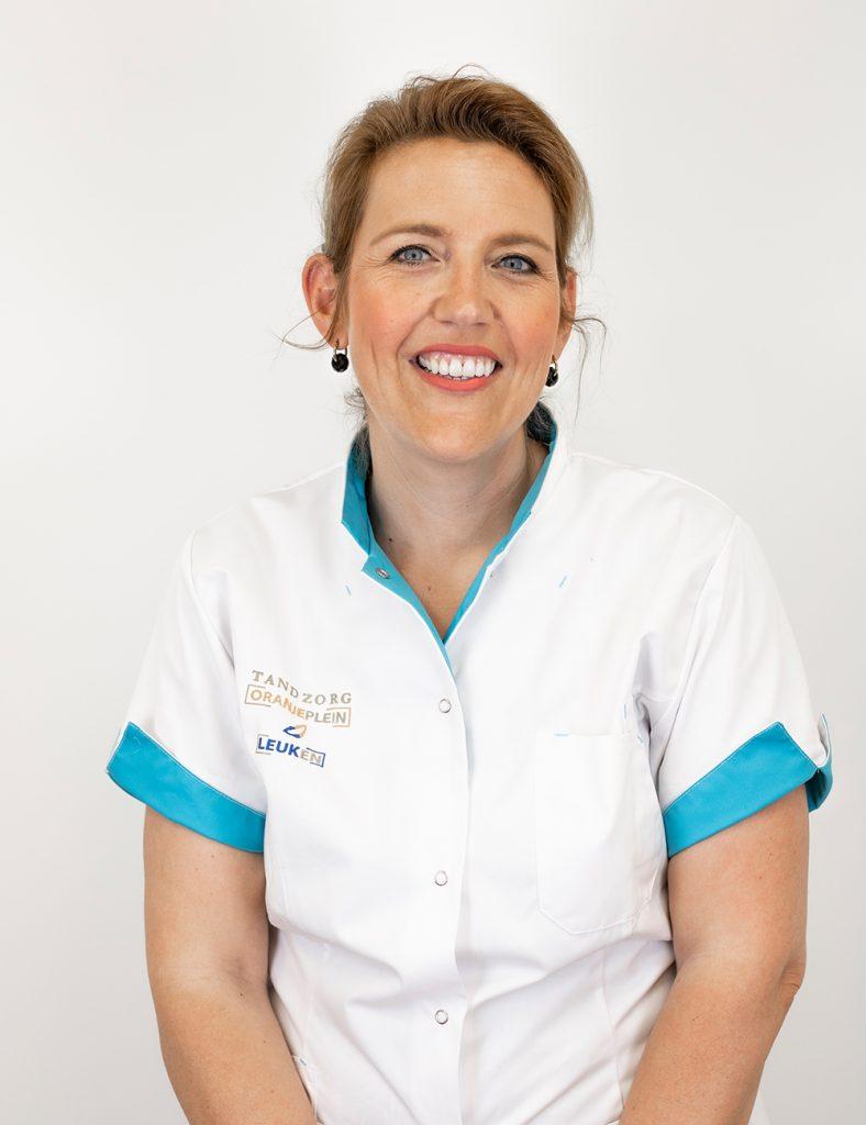 Hanneke van der Linden